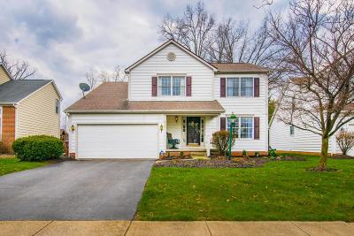 Westerville Single Family Home Contingent Finance And Inspect: 5730 Pine Wild Drive