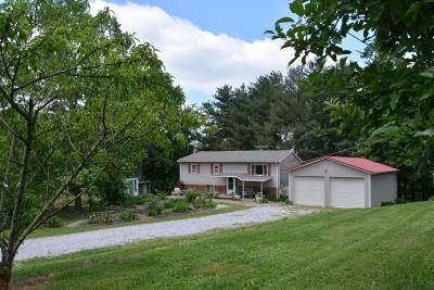 Bremen Single Family Home For Sale: 3791 Logan Thornville Road SE