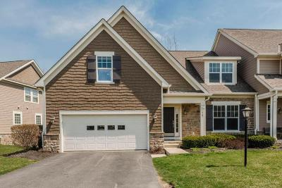 Union County Condo Contingent Finance And Inspect: 6781 Vineyard Haven Loop