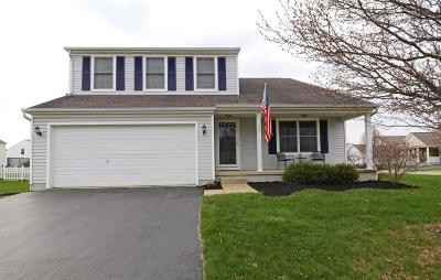 Pickerington Single Family Home Contingent Finance And Inspect: 441 Carver Street