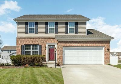 Pickerington Single Family Home Contingent Finance And Inspect: 273 Evergreen Court