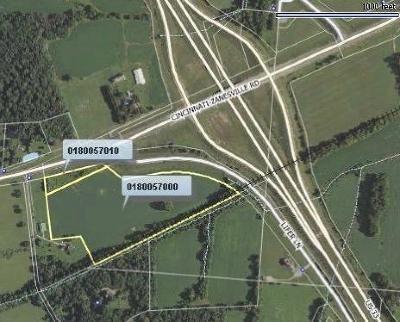 Lancaster Residential Lots & Land For Sale: Cincinnati-Zanesville Road SW