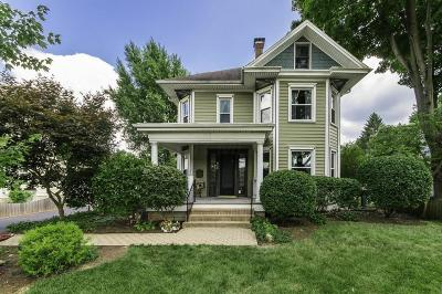 Lancaster Single Family Home For Sale: 842 Lincoln Avenue