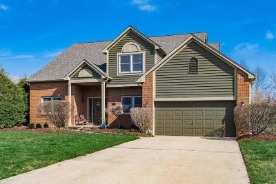 Westerville Single Family Home Contingent Finance And Inspect: 1096 Sea Shell Drive