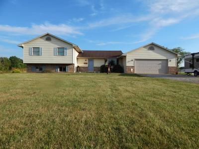 Single Family Home For Sale: 12099 Duncan Plains Road NW