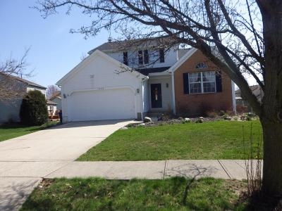 Hilliard Single Family Home Contingent Finance And Inspect: 2808 Wynneleaf Street