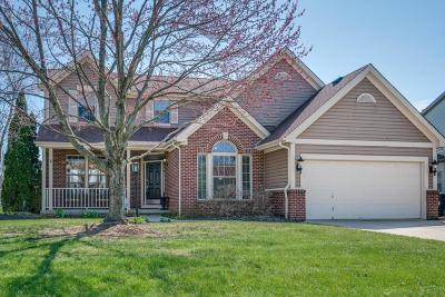 Pickerington Single Family Home Contingent Finance And Inspect: 679 Cherry Hill Drive