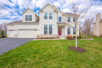 Hilliard Single Family Home For Sale: 4237 Summit Bend Road