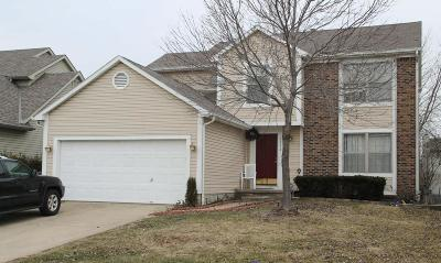 Worthington Single Family Home For Sale: 1392 Boswall Drive