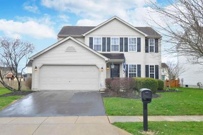Westerville Single Family Home For Sale: 7292 Clancy Way
