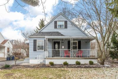 Clintonville Single Family Home Contingent Finance And Inspect: 588 Northridge Road