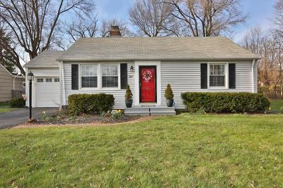 Worthington Single Family Home Contingent Finance And Inspect: 482 S Selby Boulevard