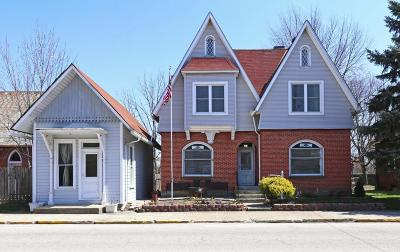 Plain City Single Family Home Contingent Finance And Inspect: 171 N Chillicothe Street
