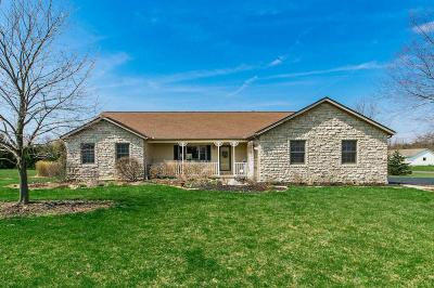 Pataskala Single Family Home Contingent Finance And Inspect: 67 Kelly Marie Drive