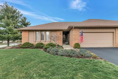 Dublin Single Family Home Contingent Finance And Inspect: 9232 Stratton Lane