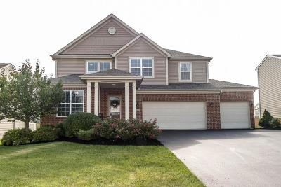 Westerville Single Family Home Sold: 660 High Timber Drive