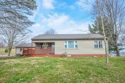 Newark Single Family Home Contingent Finance And Inspect: 1851 Swans Road NE