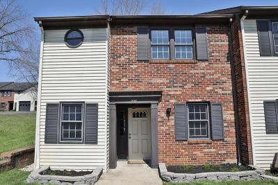 Chillicothe OH Condo Contingent Finance And Inspect: $115,000