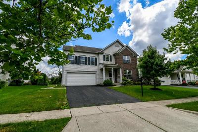 Blacklick Single Family Home For Sale: 7567 Ashley Meadow Drive