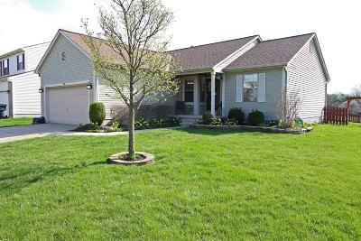 Groveport Single Family Home Contingent Finance And Inspect: 510 Greenhill Dr. Drive