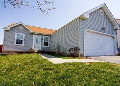 Galloway Single Family Home Contingent Finance And Inspect: 898 Meadow Downs Trail