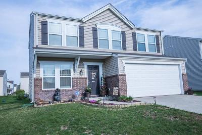 Blacklick Single Family Home Contingent Finance And Inspect: 1272 Candora Street