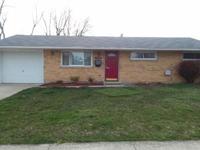 Reynoldsburg Single Family Home Contingent Finance And Inspect: 1783 Rosehill Road