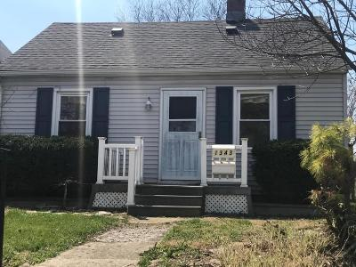 Single Family Home For Sale: 1343 Thornwood Place