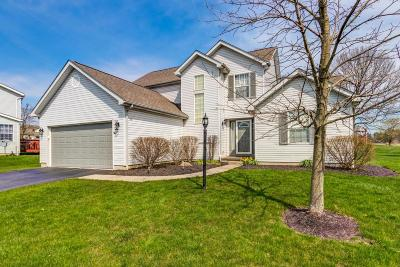 Pataskala Single Family Home Contingent Finance And Inspect: 210 Stonecroft Court