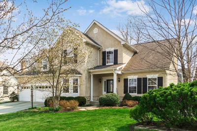 Westerville Single Family Home Contingent Finance And Inspect: 6131 Gainey Court