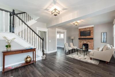 Columbus Single Family Home For Sale: 1755 Oak Street