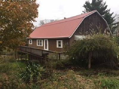 Bremen Single Family Home Contingent Finance And Inspect: 3654 Logan Thornville Road SE