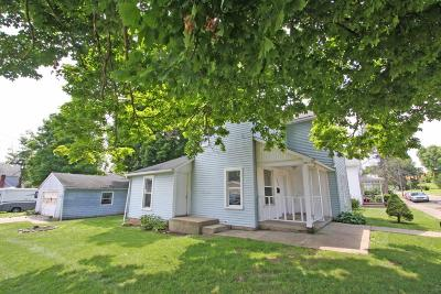 Mount Vernon Single Family Home For Sale: 306 E Pleasant Street