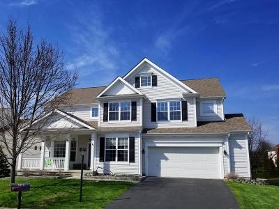 Blacklick Single Family Home For Sale: 7574 Pateo Pass Drive