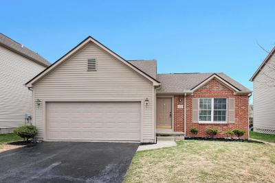 Blacklick Single Family Home Contingent Finance And Inspect: 1214 Payne Loop