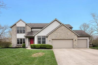 Pickerington Single Family Home For Sale: 12594 Bentley Drive