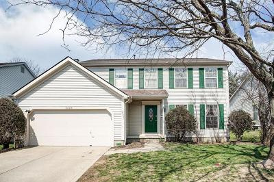 Westerville Single Family Home Contingent Finance And Inspect: 5223 Garand Drive