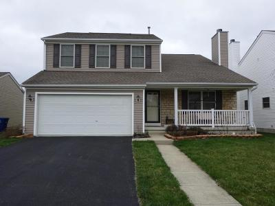 Dublin OH Single Family Home Contingent Finance And Inspect: $259,900