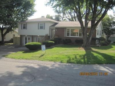 Washington Court House OH Single Family Home For Sale: $169,900