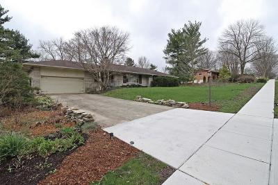 Dublin OH Single Family Home Contingent Finance And Inspect: $325,000