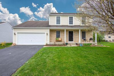 Westerville Single Family Home For Sale: 5427 Genoa Farms Boulevard