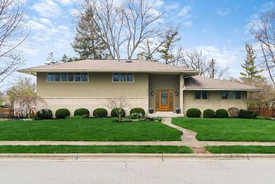 Upper Arlington Single Family Home Contingent Finance And Inspect: 3771 Patricia Drive