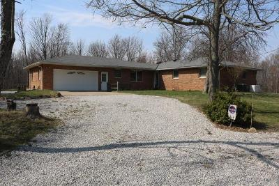 Mount Vernon OH Single Family Home For Sale: $240,000