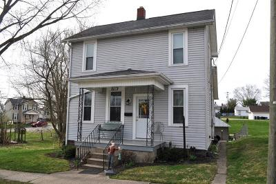 Baltimore Single Family Home For Sale: 1309 W Maple Street