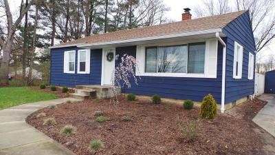 Blacklick Single Family Home Contingent Finance And Inspect: 7630 Havens Corners Road