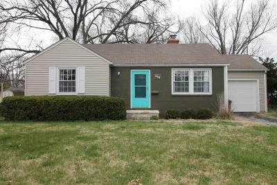 Worthington Single Family Home For Sale: 366 N Selby Boulevard