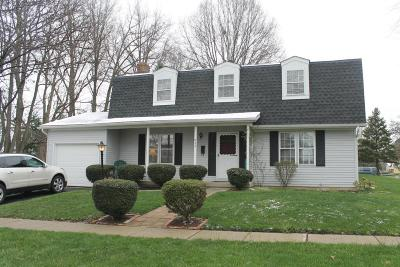 Reynoldsburg Single Family Home Contingent Finance And Inspect: 936 Hunt Valley Drive