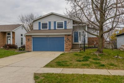 Hilliard Single Family Home Contingent Finance And Inspect: 4966 Hollow Oak Court