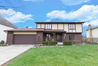 Westerville Single Family Home For Sale: 33 Gladale Drive