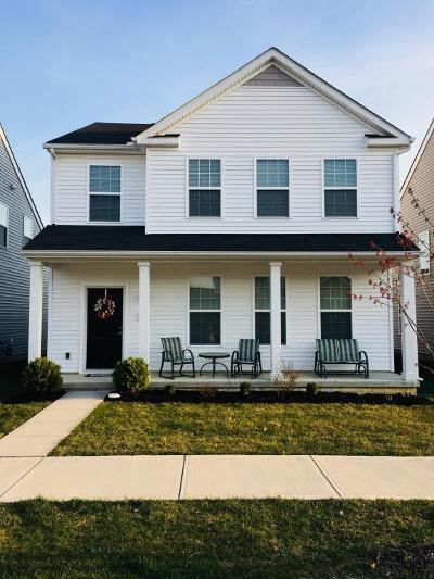 Westerville Single Family Home For Sale: 6117 Follensby Drive
